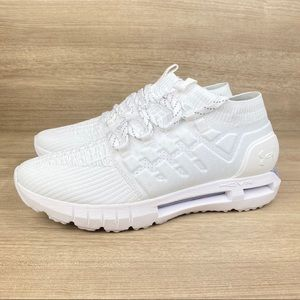 Under Armour HOVR Phantom White Canvas Shoes